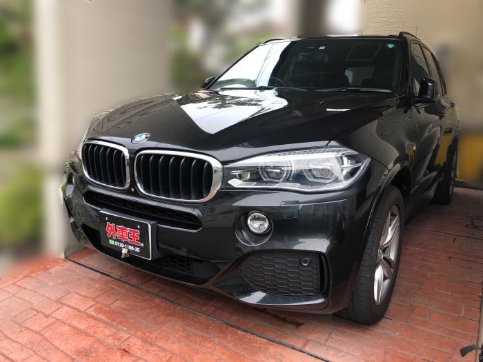 BMWX5お客様車両画像