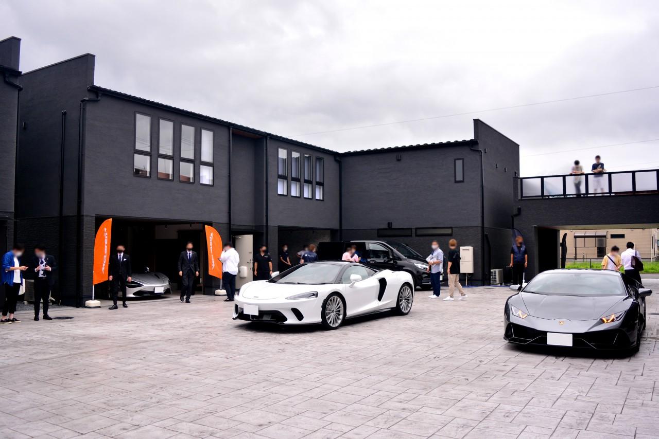 愛車がショールーム級に映える至高のガレージハウス!『インセル木更津 The Luxury オープニングイベント』レポート! サムネイル画像`