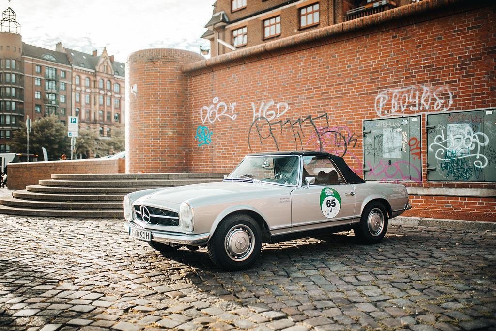 ドイツ国内における「Hナンバー」と「クラシックカー」最新事情。残された道はEV化なのか? サムネイル画像`