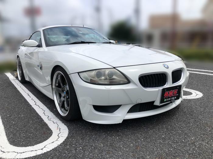 BMW Z4 Mクーペ などのお客様の声【口コミ・評判】