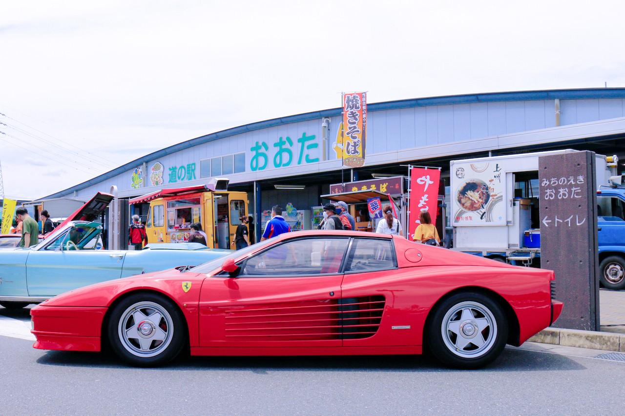 6輪F1タイレルP34や国内外の貴重な名車も展示!サンブレフェスタ2021@道の駅おおた(群馬県太田市) サムネイル画像`