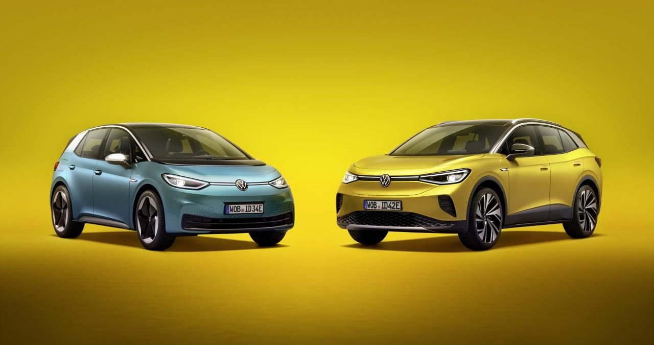 VW、ドイツ市場で定額サービス開始 サムネイル画像`