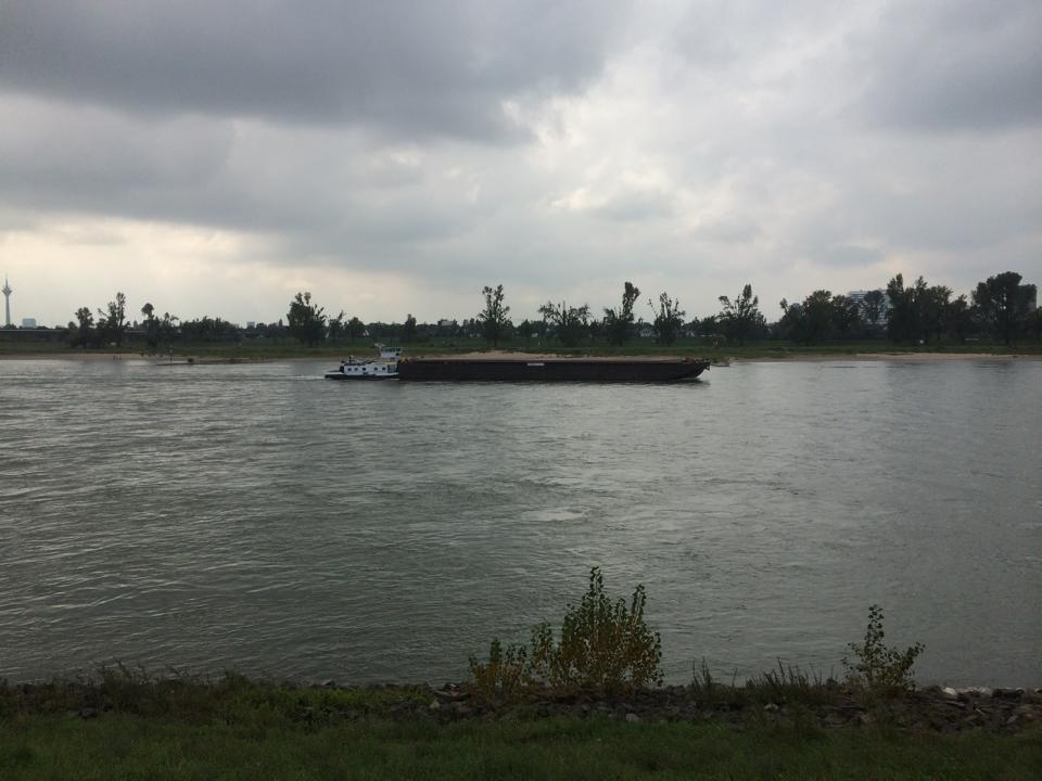 水辺には文化は育つ。「父なるライン」の大部分を占めるライン川@ドイツ現地レポ