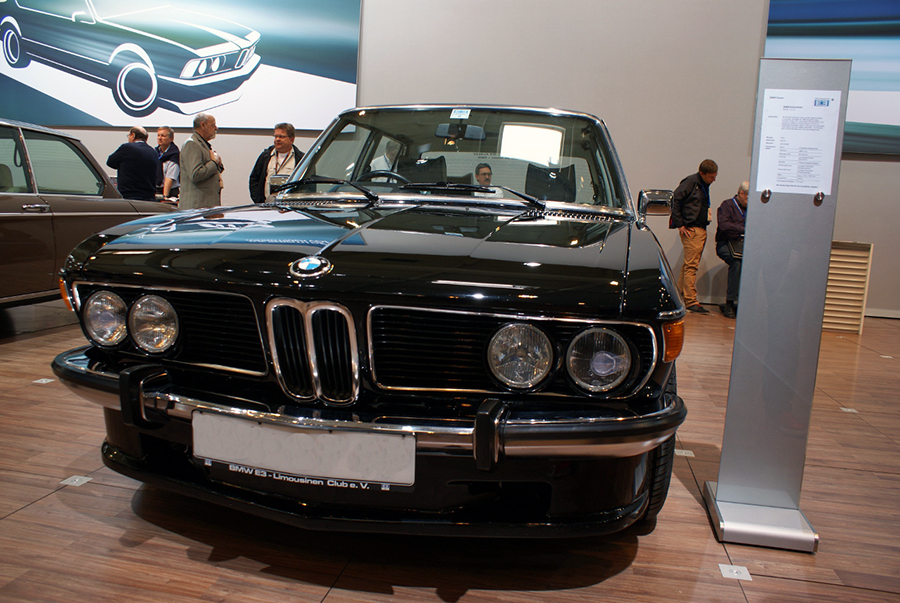 BMWやアルピナも展示!Techno Classica(テクノクラシカ)2015