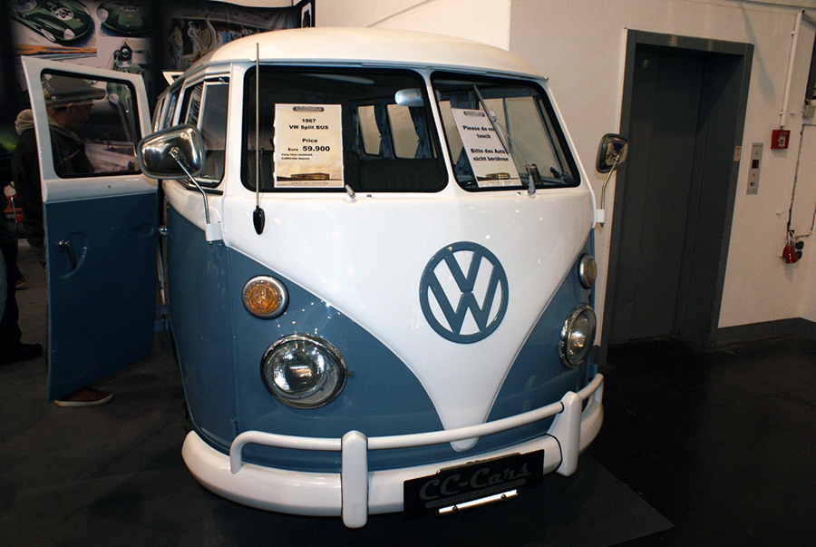 VW type2やフェラーリBBも展示!Techno Classica(テクノクラシカ)2015