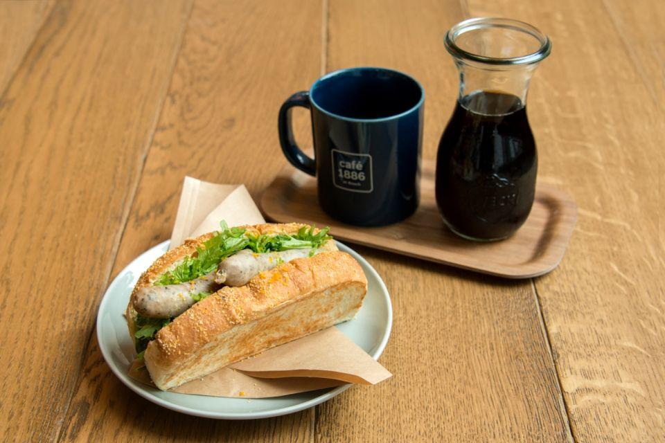 129年の歴史を誇るボッシュが、渋谷に世界初のカフェオープン