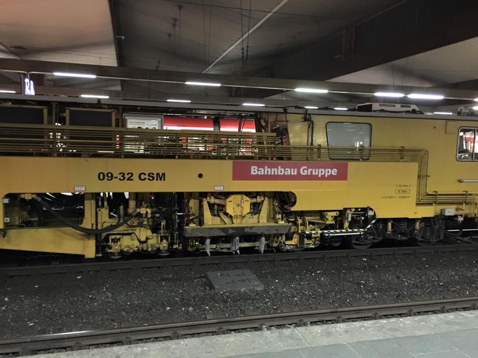 ドイツの鉄道事情を覗いてみる。日々の安全を支える「ドイツ鉄道建設グループ」とは