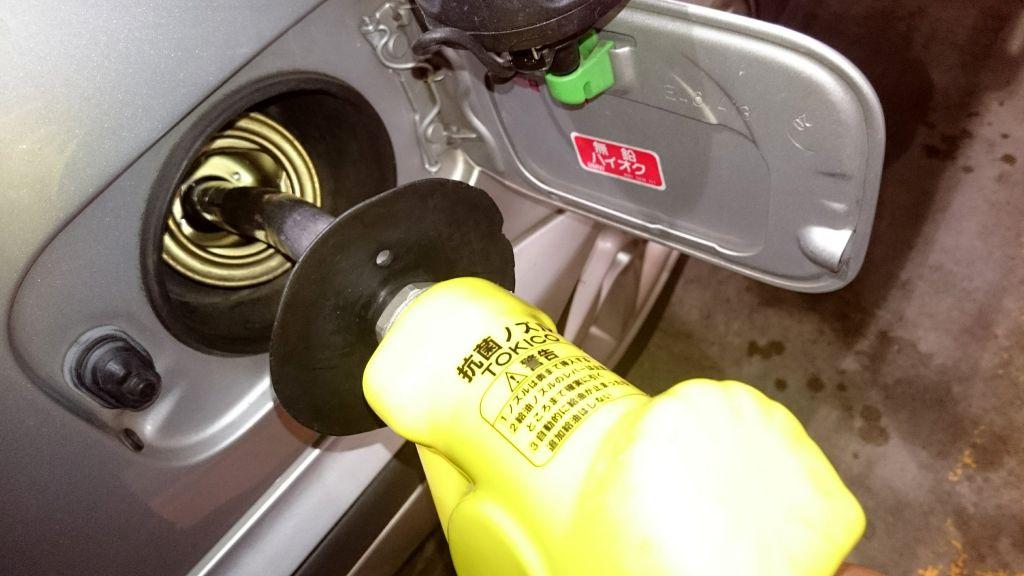 日本ではあまり知られていない、給油中の大気汚染はいつ無くせるのか?