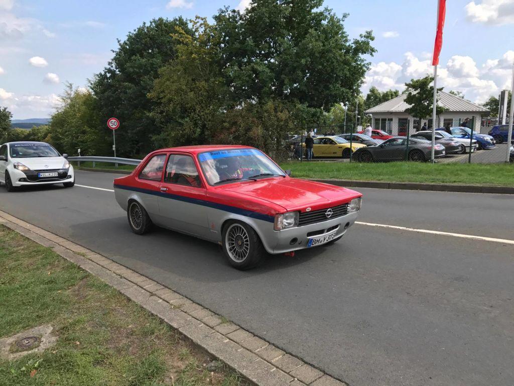 ドイツのニュルブルクリンクサーキット