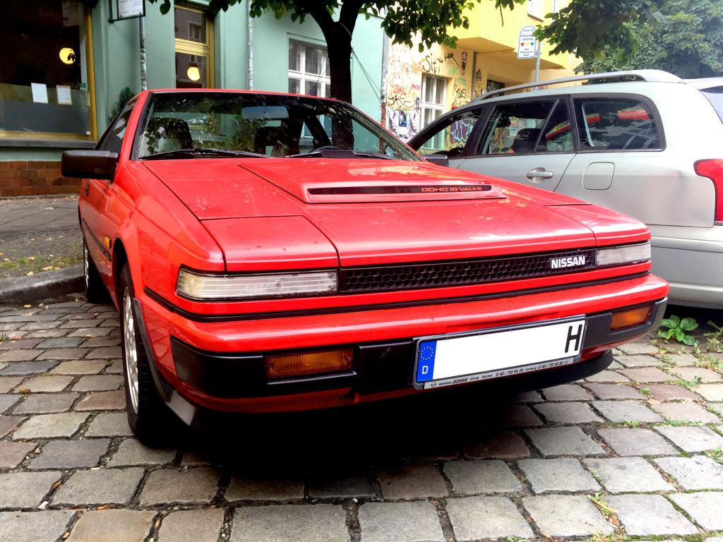 日産S12シルビア