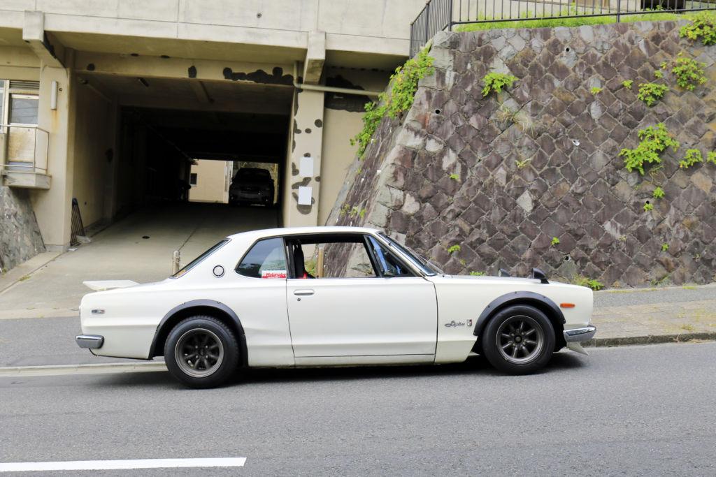 日産スカイライン2000GT 2ドアハードトップ 堀内 聡さん