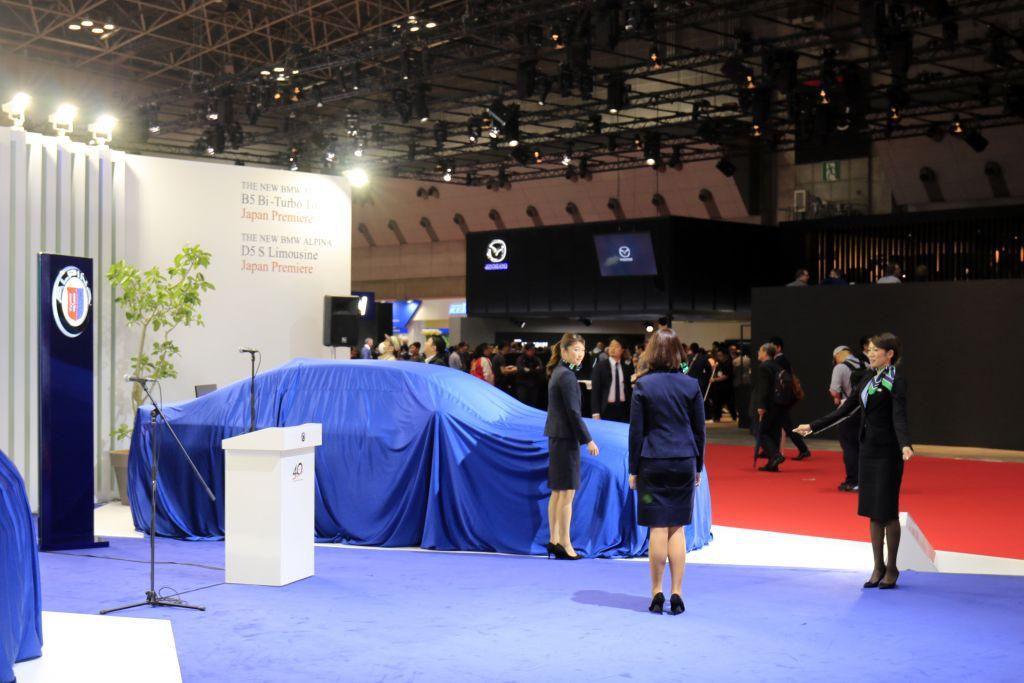第45回東京モーターショー 2017 ポルシェ メルセデスベンツ BMW