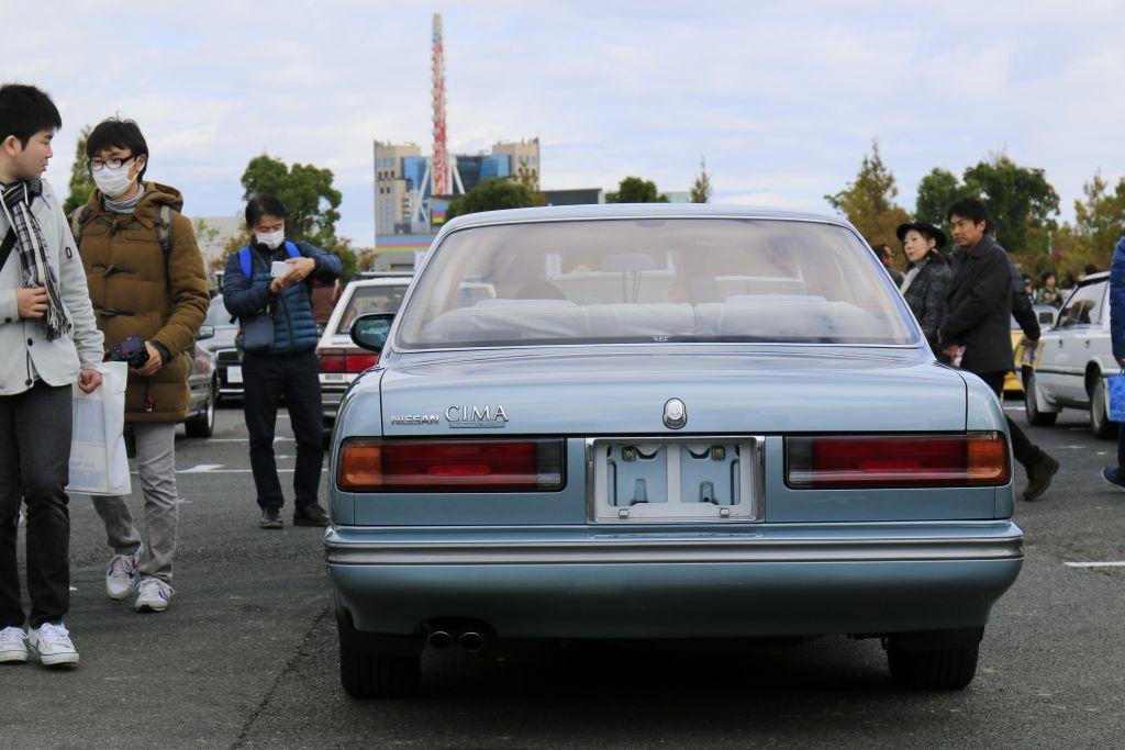 お台場旧車天国2017 クラシックカー ビンテージカー 旧車 絶版車 名車 希少車 珍車