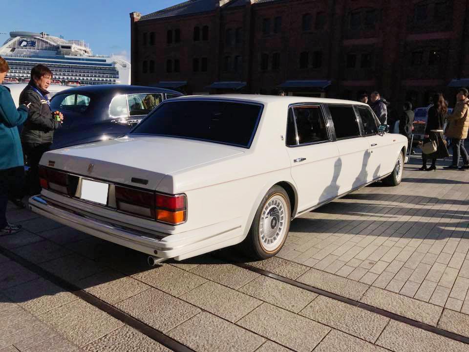 横浜赤レンガ倉庫 日本ロールス・ロイス&ベントレーオーナーズクラブ Rolls-Royce and Bentley Owners Club of Japan RRBOCJ
