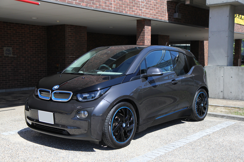 EV(電気自動車)は走行中、本当に静かなのか?BMW i3で計測してみた