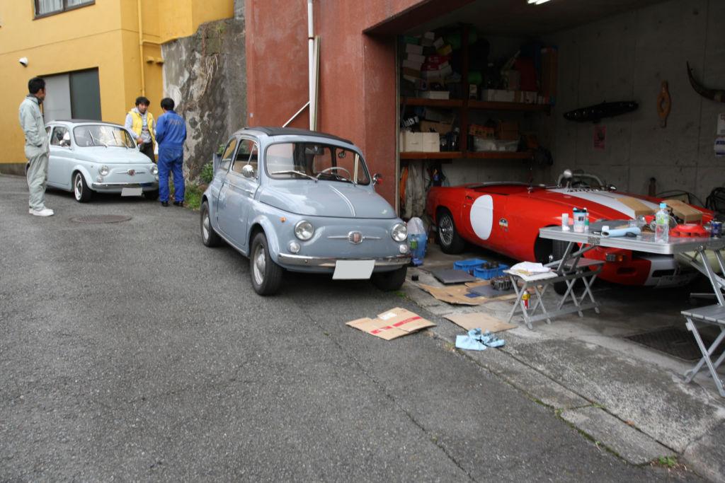 ユダ会長 旧車