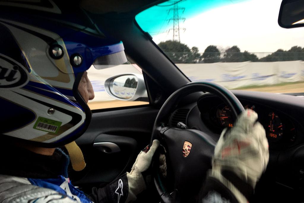 CLASSIC PORSCHE PREMIUM DRIVING
