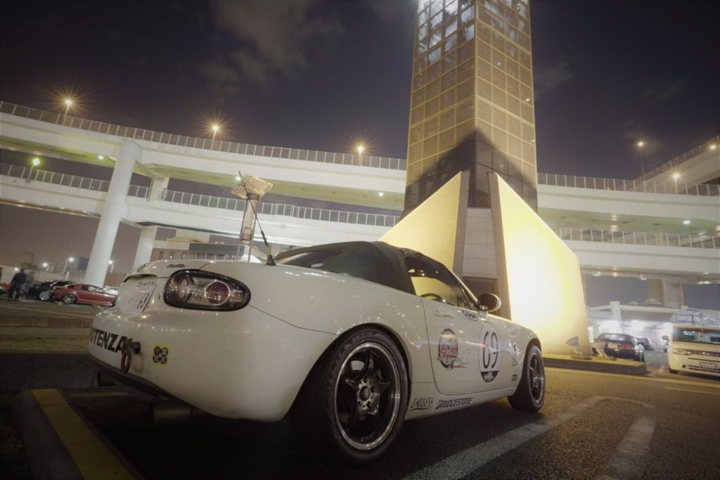 「K.A.モータースポーツプロジェクト」の代表を努める相澤康介