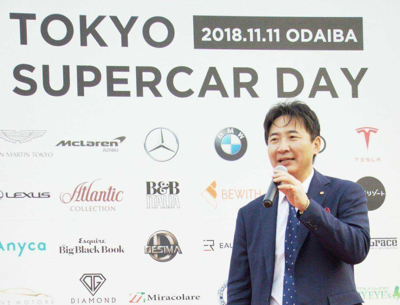 日本スーパーカー協会(JSA)須山泰宏 山里真元