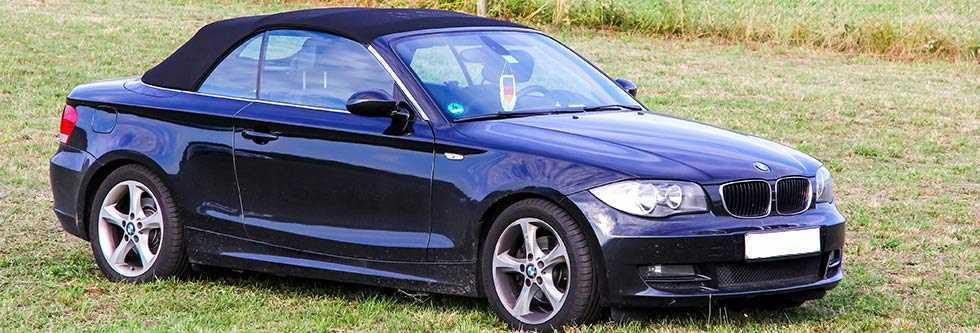 BMW 1シリーズカブリオレイメージ