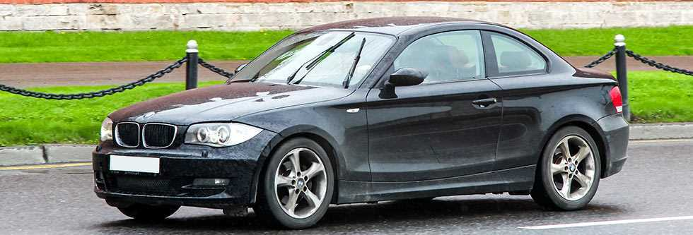 BMW 1シリーズクーペイメージ
