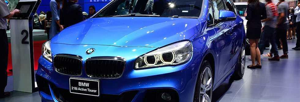 BMW 2シリーズアクティブツアラーイメージ