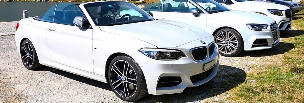 BMW 2シリーズカブリオレイメージ