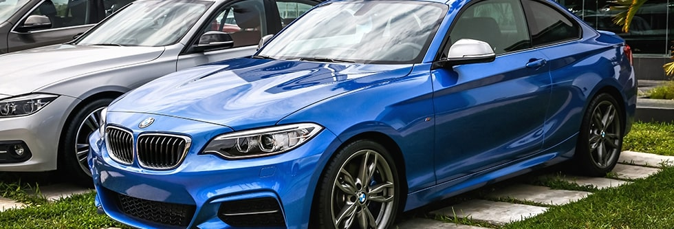 BMW 2シリーズクーペイメージ