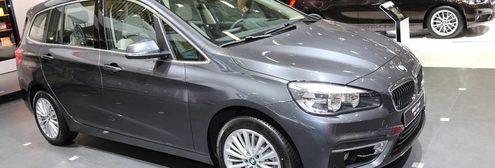 BMW 2シリーズグランツアラーイメージ