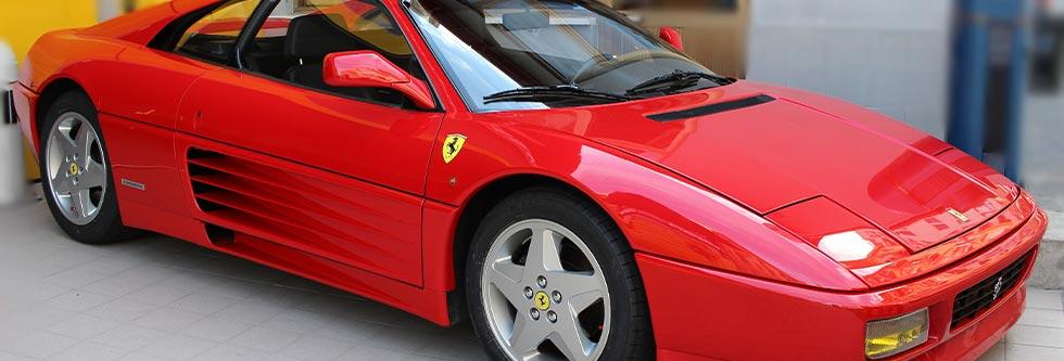 フェラーリ 348イメージ