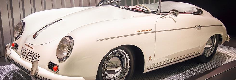 ポルシェ 356スピードスターイメージ