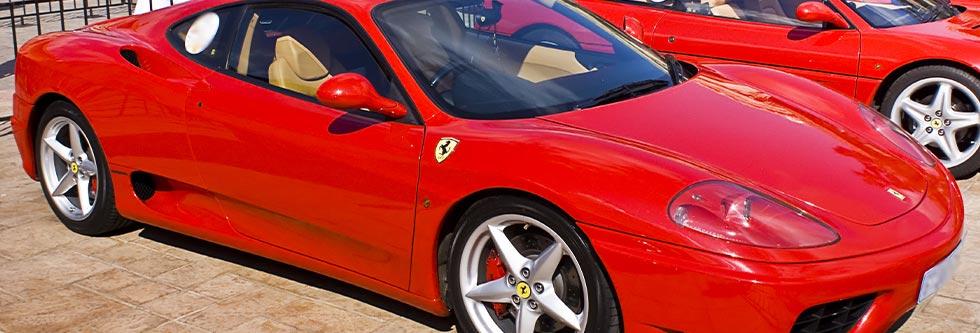 フェラーリ 360モデナイメージ