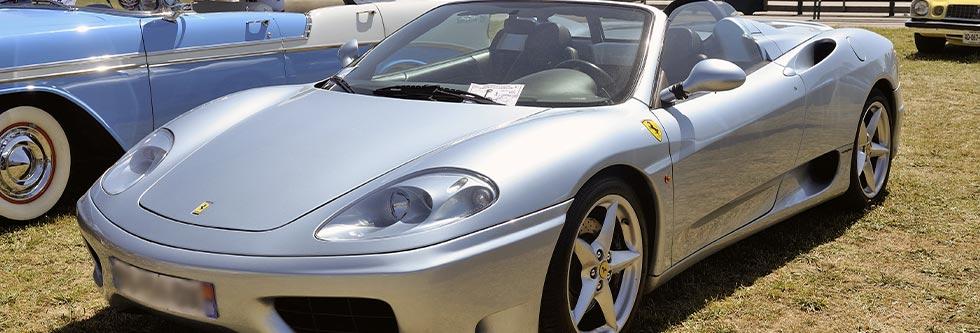 フェラーリ 360スパイダーイメージ