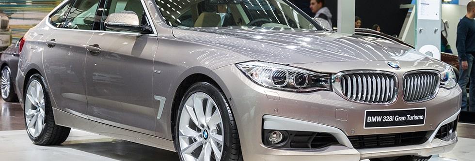 BMW 3シリーズグランツーリスモイメージ