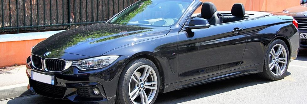 BMW 4シリーズカブリオレイメージ