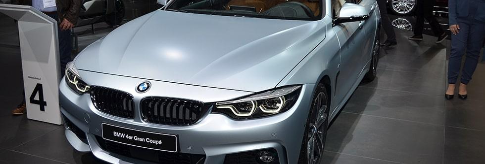 BMW 4シリーズグランクーペイメージ