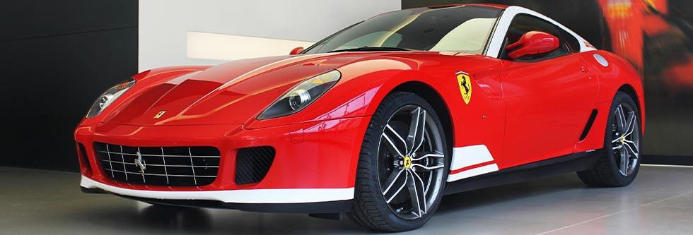 フェラーリ 599イメージ