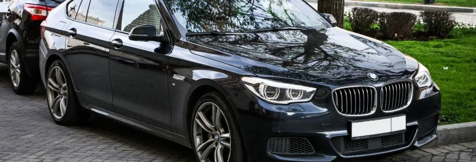 BMW 5シリーズグランツーリスモイメージ