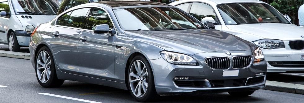 BMW 6シリーズグランクーペイメージ