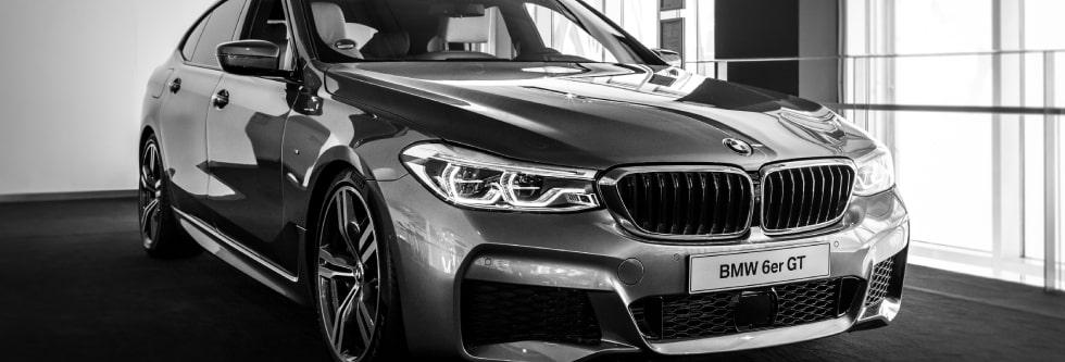 BMW 6シリーズグランツーリスモイメージ
