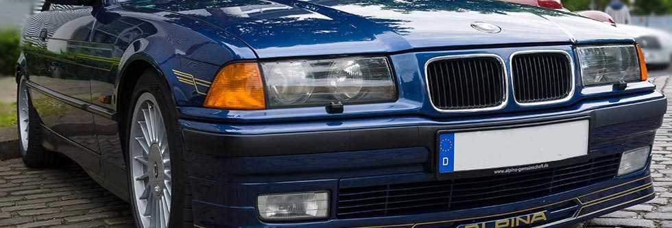 BMWアルピナ B3クーペイメージ