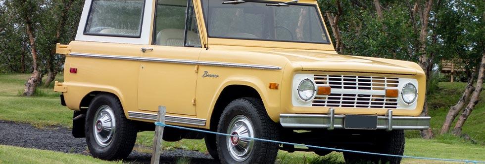 フォード ブロンコイメージ