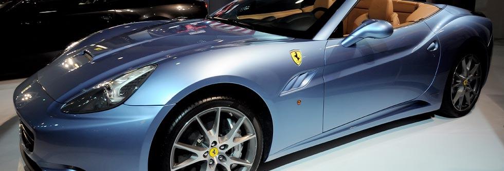 フェラーリ カリフォルニアイメージ