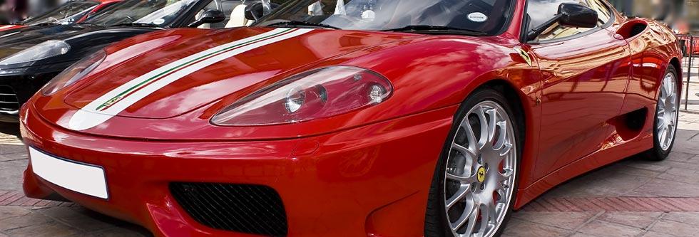 フェラーリ チャレンジストラダーレイメージ