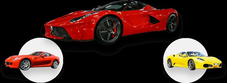 フェラーリ 488ピスタイメージ
