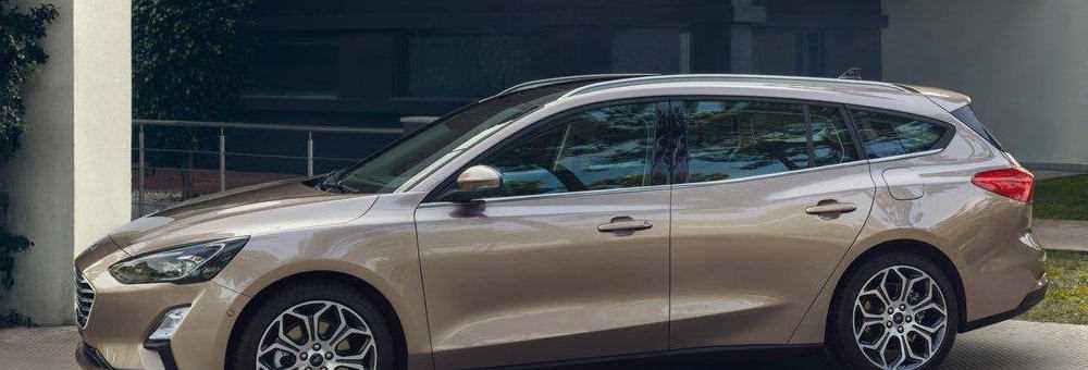 フォード フォーカスワゴンイメージ