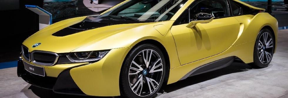 BMW i8イメージ