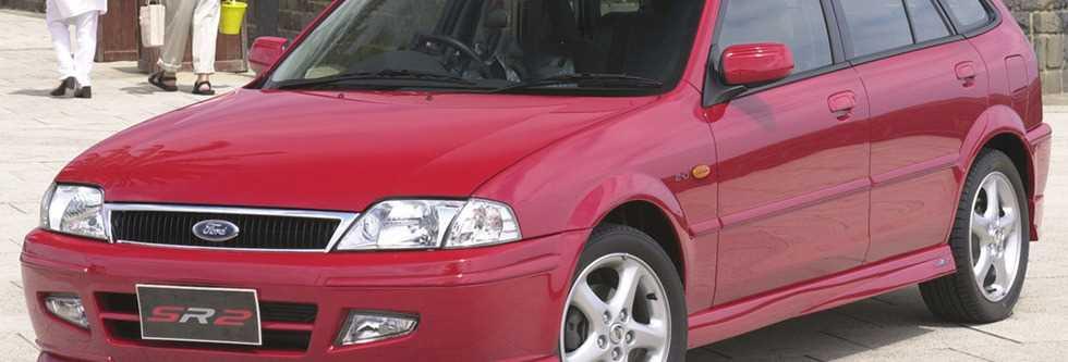 フォード レーザーリデアワゴンイメージ