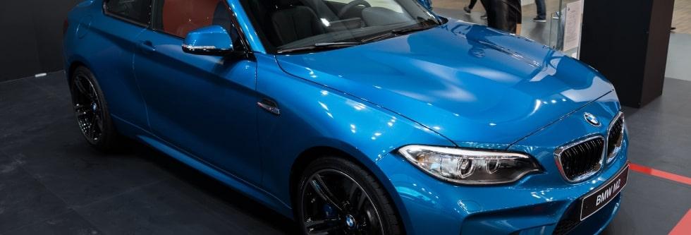 BMW M2クーペイメージ