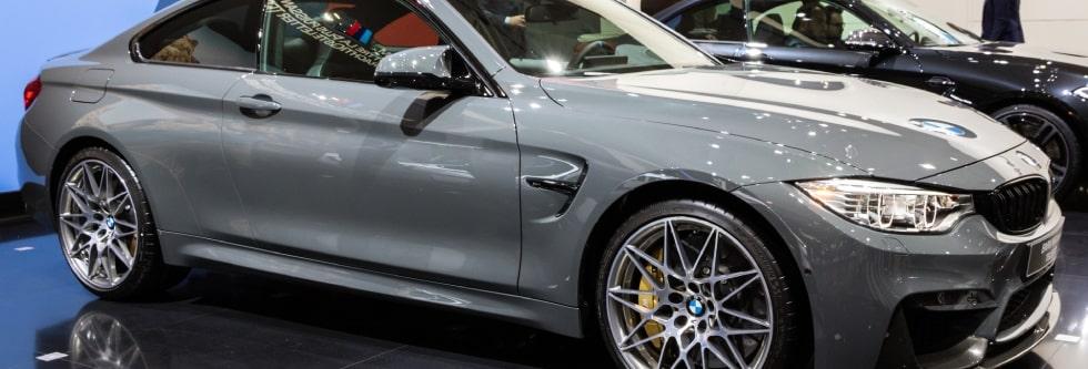 BMW M4クーペイメージ